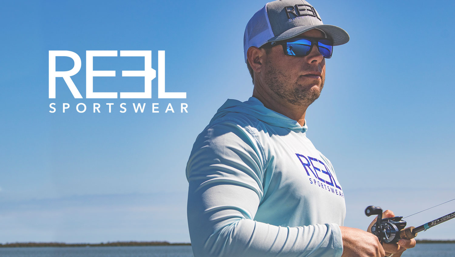 Reel Sportswear™ Apparel